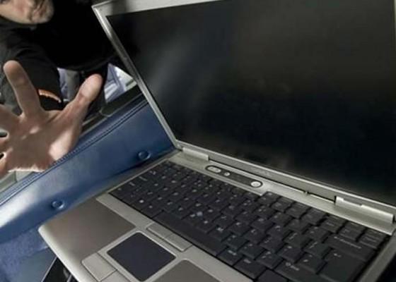 Nusabali.com - curi-laptop-staf-pbb-sopir-freelance-dibekuk