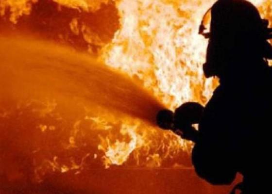 Nusabali.com - rumah-pensiunan-pns-nyaris-ludes-terbakar