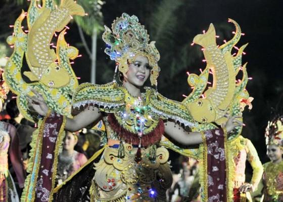 Nusabali.com - bekasi-night-carnival