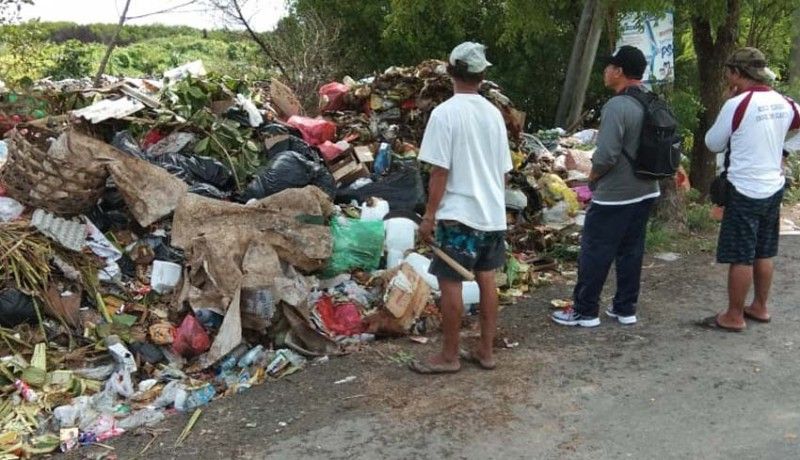 www.nusabali.com-sampah-tpa-di-desa-jungutbatu-ancam-hutan-bakau