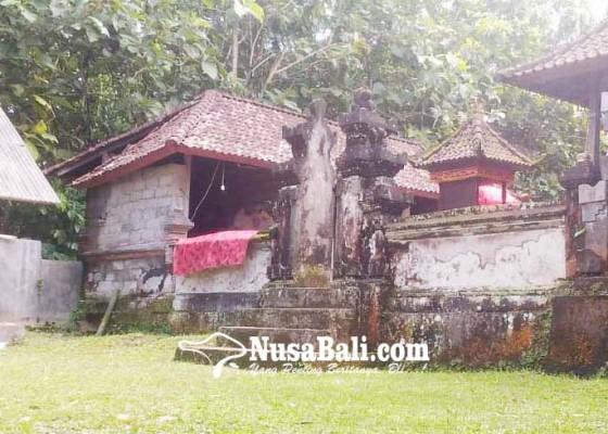 Nusabali.com - jalan-menuju-pura-bukit-sempat-ditutup