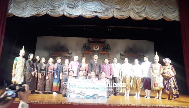 www.nusabali.com-isi-denpasar-kerjasama-dengan-perguruan-tinggi-seni-thailand