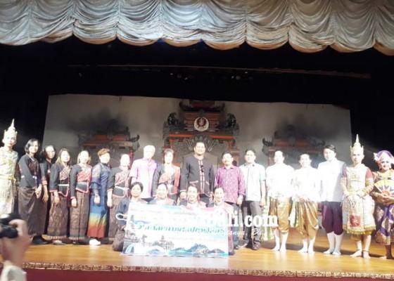 Nusabali.com - isi-denpasar-kerjasama-dengan-perguruan-tinggi-seni-thailand