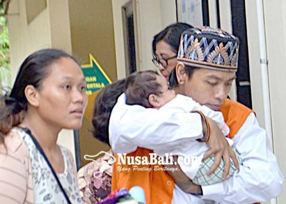 Nusabali.com - ayah-tiga-anak-pengedar-narkoba-divonis-10-tahun