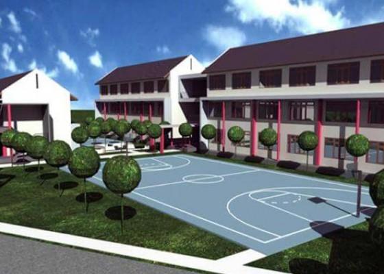 Nusabali.com - komisi-iv-desak-pemkab-realisasikan-pembangunan-gedung-smp-baru