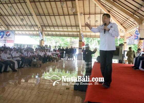 Nusabali.com - partai-baru-perindo-bidik-posisi-3-besar-di-bali