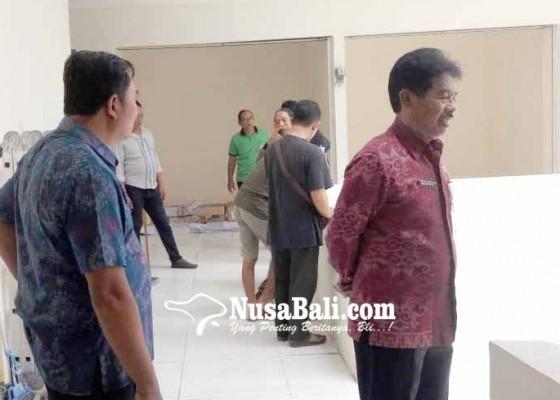 Nusabali.com - pedagang-kain-segera-dipindah-ke-pasar-loka-crana