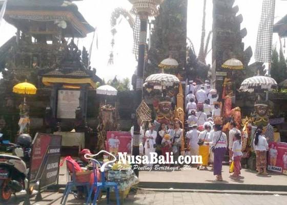 Nusabali.com - pamedek-masih-ramai-ke-pura-batur
