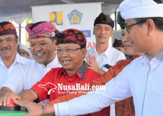 Nusabali.com - rampung-2021-penuhi-kebutuhan-air-sarbagita