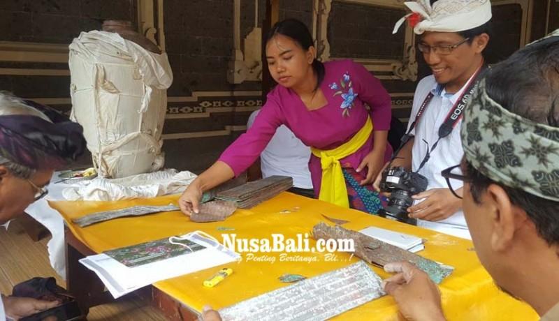 www.nusabali.com-puluhan-lempeng-prasasti-tamblingan-di-review
