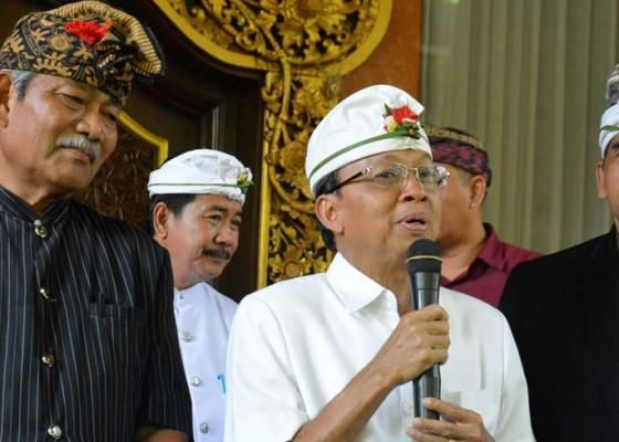 Nusabali.com - gubernur-phdi-mudp-imbau-krama-bali-gunakan-hak-pilih