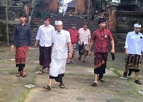 Nusabali.com - gubernur-koster-doakan-kelancaran-karya