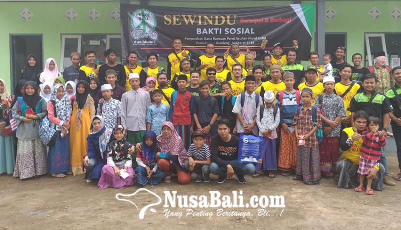 www.nusabali.com-gmedia-dukung-bakti-sosial-sewindu-peace-bali