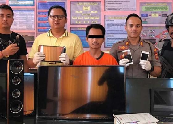 Nusabali.com - maling-di-7-tkp-karyawan-swasta-dijuk