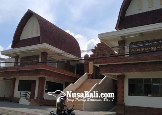 Nusabali.com - pasar-desa-adat-blahkiuh-segera-diresmikan