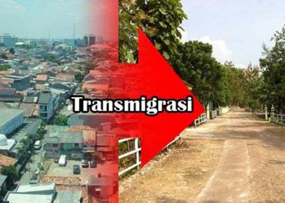 Nusabali.com - program-transmigrasi-bali-dijatah-10-kk