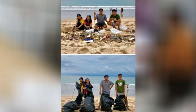 www.nusabali.com-trash-challenge-mulai-viral-di-kalangan-muda-bali