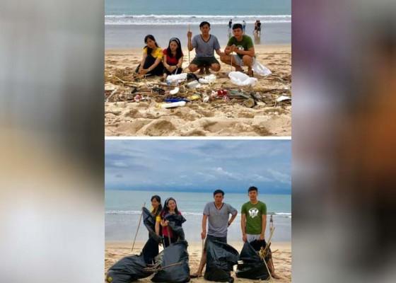 Nusabali.com - trash-challenge-mulai-viral-di-kalangan-muda-bali