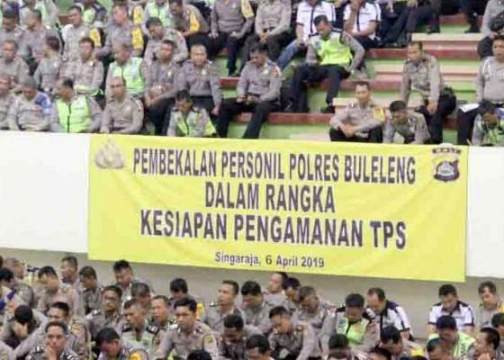 Nusabali.com - personel-polres-buleleng-dibekali-teknis-pengamanan-tps