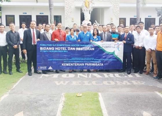 Nusabali.com - lembaga-sertifikasi-profesi-pariwisata-nugraha-internasional-lsp-pni-sertifikasi-calon-pekerja-kapal-pesiar