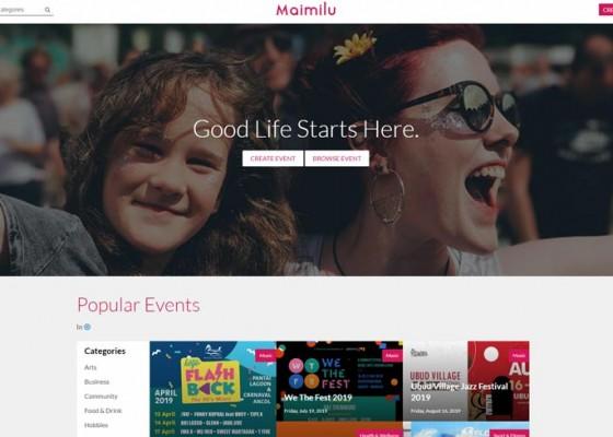 Nusabali.com - maimilucom-luncurkan-fitur-booking-management-service-pertama-di-indonesia