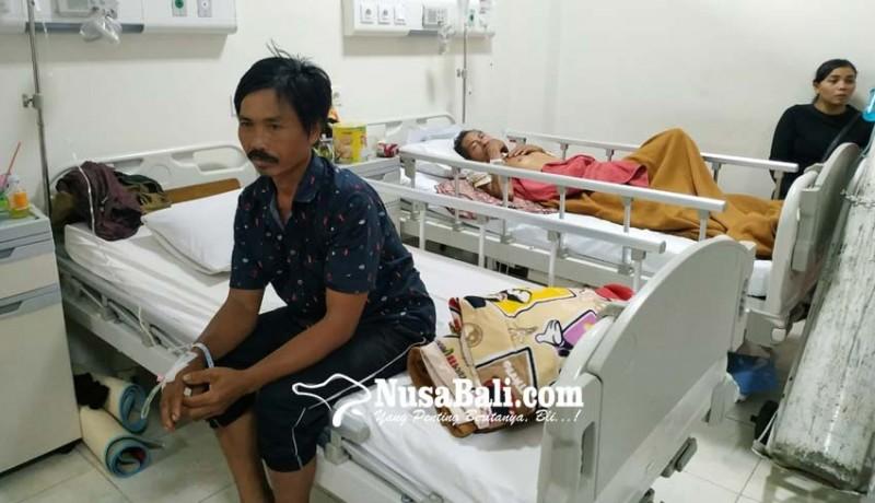 www.nusabali.com-korban-bertumbangan-usai-tangkil-ke-pura-besakih