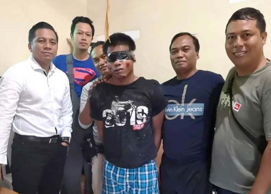 Nusabali.com - satu-tahanan-kabur-tertangkap-kembali