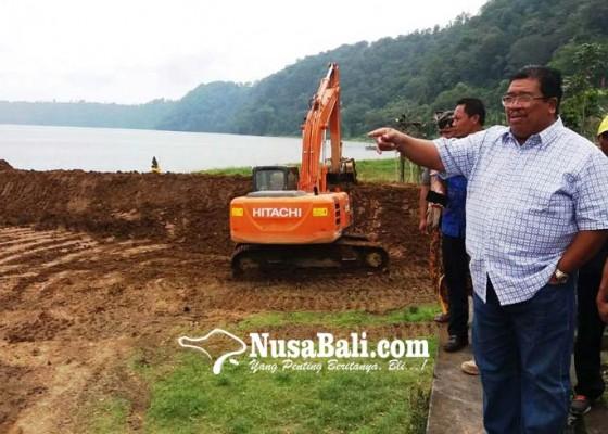 Nusabali.com - material-galian-shortcut-dibawa-ke-danau-buyan
