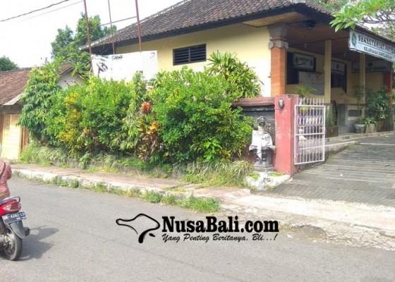 Nusabali.com - setber-kelurahan-samplangan-dibongkar