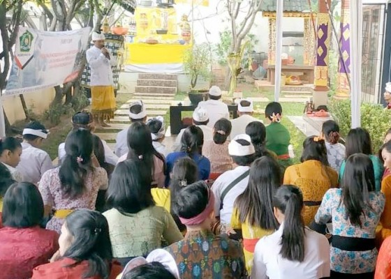 Nusabali.com - 200-orang-hadiri-simakrama-pura-prajaniti
