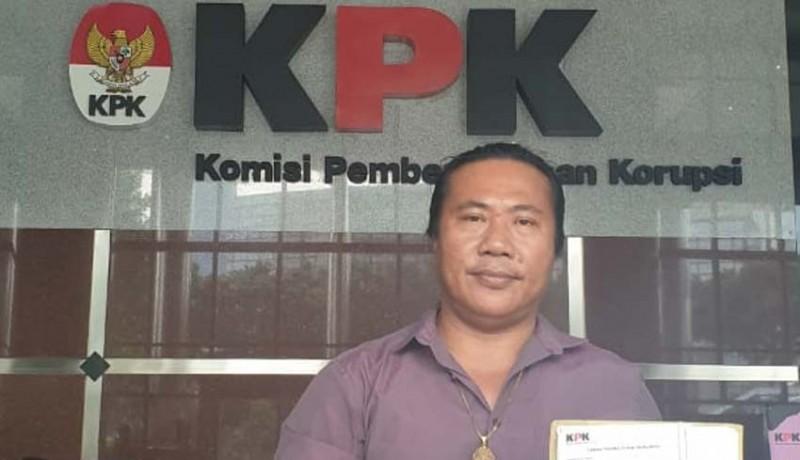 www.nusabali.com-ketua-dprd-klungkung-diadukan-warga-ke-kpk