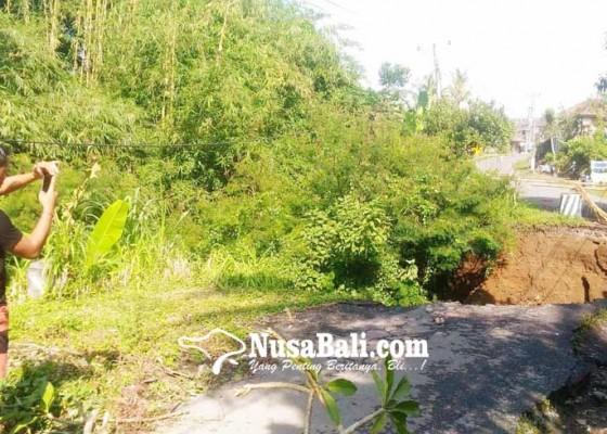 Nusabali.com - jalan-di-sulahan-terputus