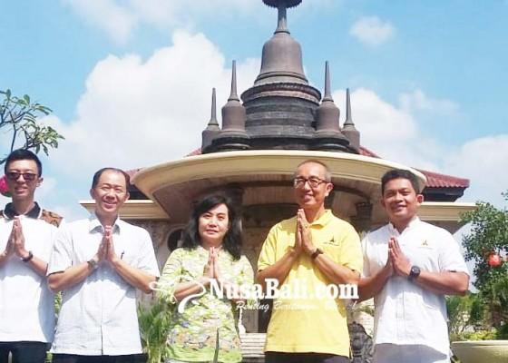 Nusabali.com - tradisi-sebulan-penuh-berkah-sambut-trisuci-waisak-di-vbsm