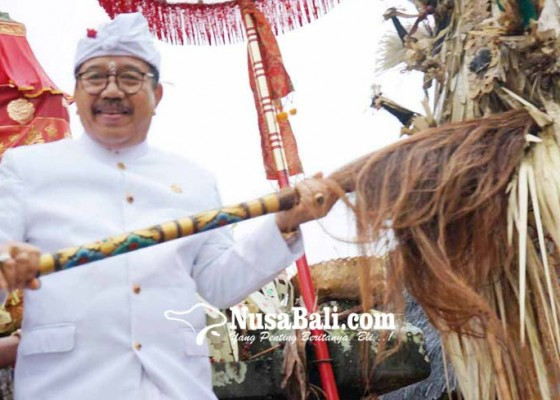 Nusabali.com - biaya-karya-agung-di-besakih-rp-698-m