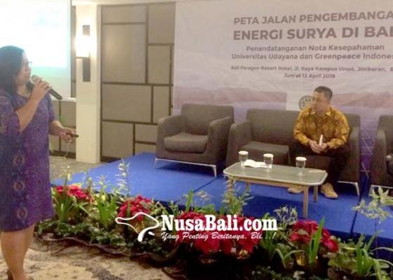 Nusabali.com - kembang-energi-terbarukan-greenpeace-kerjasama-dengan-unud
