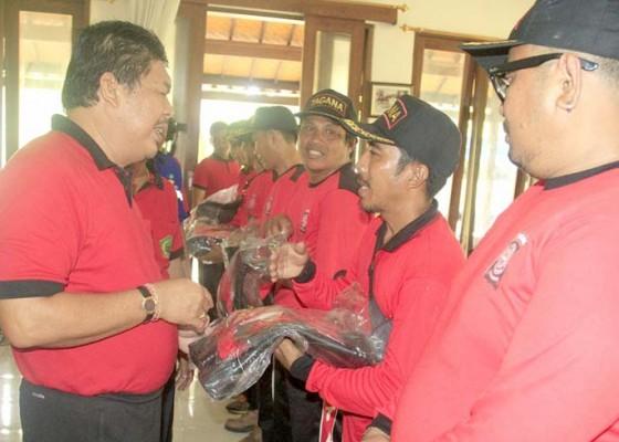 Nusabali.com - bupati-artha-puji-kinerja-relawan-tagana