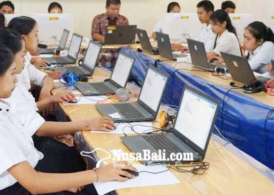 Nusabali.com - 9-siswa-paket-c-absen-unbk