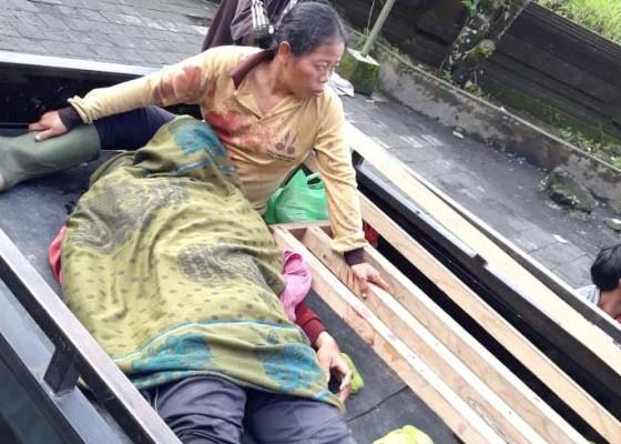 Nusabali.com - terjatuh-warga-pinggan-tewas