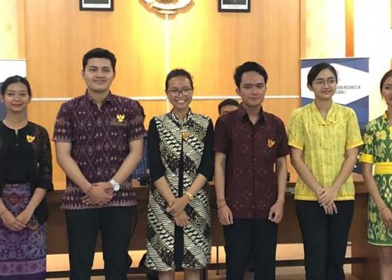 Nusabali.com - terpilih-6-duta-muda-bali-setelah-melalui-seleksi-ketat