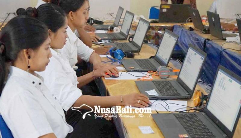 www.nusabali.com-unbk-18-siswa-paket-c-di-karangasem-tak-hadir