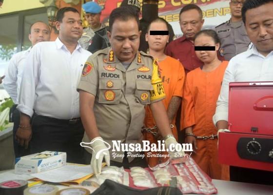 Nusabali.com - pasutri-ditangkap-dengan-bukti-073-kilogram-shabu