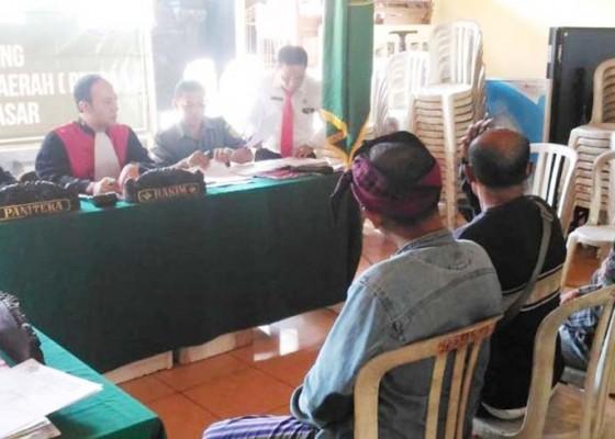 Nusabali.com - 18-pelanggar-perda-disidang-tipiring