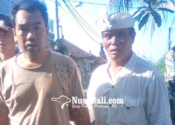 Nusabali.com - ancam-pukul-orang-tua-odgj-diamankan