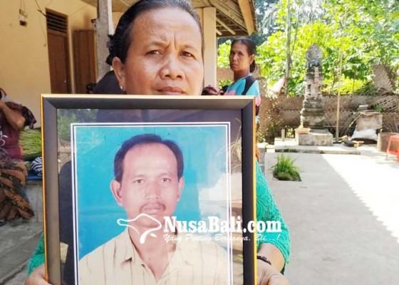 Nusabali.com - diserempet-truk-ayah-dua-anak-tewas