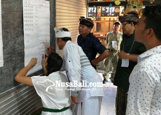 Nusabali.com - di-sejumlah-tps-coblosan-molor-2-jam