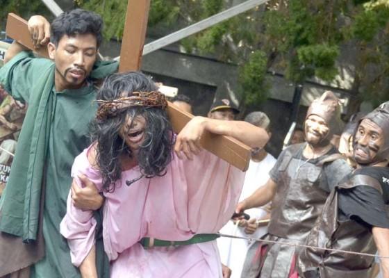 Nusabali.com - perayaan-wafatnya-isa-almasih
