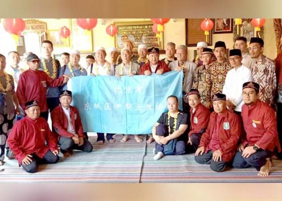 Nusabali.com - asosiasi-muslim-beijing-kunjungi-piti-bali