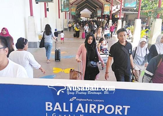 Nusabali.com - aktivitas-penerbangan-tidak-terdampak