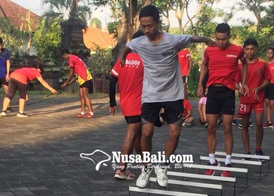 Nusabali.com - badung-genjot-fisik-atlet-kabaddi
