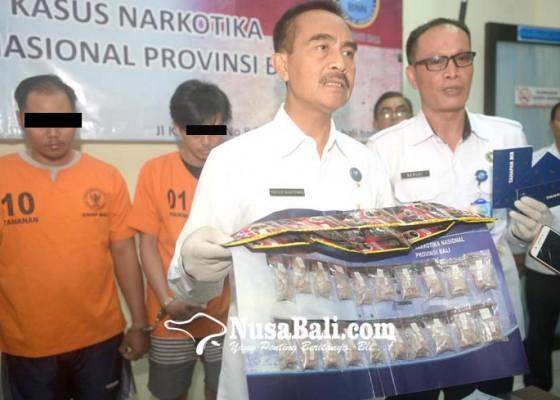 Nusabali.com - bawa-590-butir-ekstasi-sipir-lapas-kerobokan-dibekuk